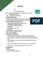 Mahfuj Alam Resume (2)
