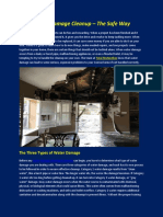 Water Damage Cleanup.docx