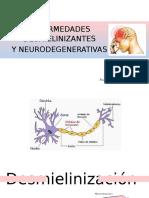 Enfermedades Desmielinizantes y Neurodegenerativas