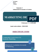 S 3, Marketing de Base