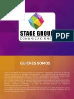 Brief StageGroup Presentación