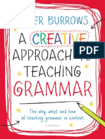 Peter Burrows - A Creative Approach to Teaching