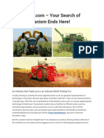 Khetigaadi.com – Your Search of Agri-mechanism Ends Here!