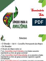 Sínodo - Semináio São José
