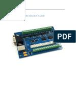 USB MACH3 (Blue) -5aixs