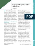 Creating a Strategic Plan for Perioperative Pressure Ulcer Prevention Sc...