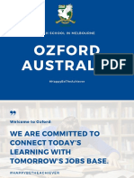 Ozford Institute of Higher Education in Melbourne