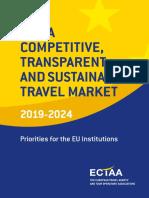 ECTAA - Manifesto 2019-2024