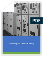 Electrical Safety Class Room Workshop Brochure (1)