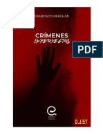 Crímenes Imperfectos - Francisco Merchán