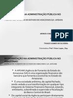 ADM PÚBLICA - apresentação