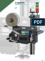 CTM 1800PA Printer Applicator