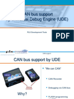 UDE CAN Support
