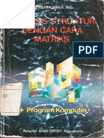 Analisis Struktur dengan cara Matriks.pdf
