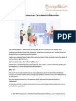 Why Do Enterprises Care About Collaboration
