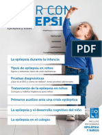 guía epilepsia niños