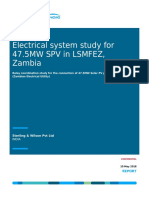 P.011690 - Zambia SPV 47.5MW Relay Setting Report