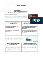 script research  1