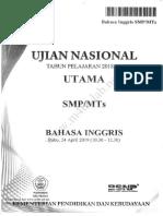 UN SMP 2019 B Inggris P2 [www.m4th-lab.net].pdf