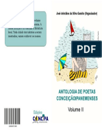 Antologia de Poetas Conceiçãoipanemenses II