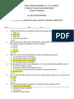 YASREF- QC Questionaire.docx