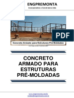 Concreto Armado Para Estruturas Pré-Moldadas