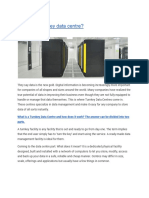 What is a Turnkey Data Centre