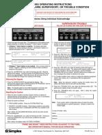 Simplex-4100ES-Operating-Instructions