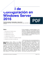 Manual Tecnico Windows Server 2016