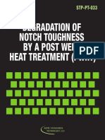 STP-PT-033 DEGRADATION OF NOTCH TOUGHNESS BY A POST WELD HEAT TREATMENT (PWHT).pdf