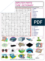 Computer Parts Find And Circle The Words In The Wordsearch Puzzle And Number The Pictures 7426-convertido.docx