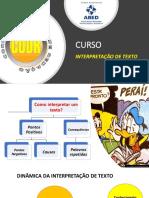 CURSO INTERPRETAÇÃO DE TEXTO - PARTE UM (1).pdf