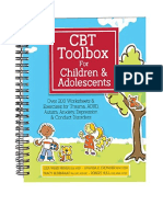 [2017] CBT Toolbox for Children and Adolescents by Lisa Phifer |  Over 200 Worksheets & Exercises for Trauma, ADHD, Autism, Anxiety, Depression & Conduct Disorders | PESI Publishing & Media