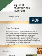 1.Principles Organization Management