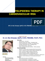 Lipid Management as a Cardiovascular Risk Factor DR EKA