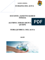 MONOGRAFIA DEL AGUA  DE DIBAR ARON LAURA QUISPE.docx
