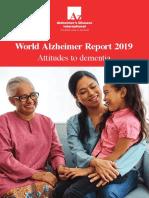 world alzheimer report 2019