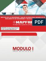 Gestion Sst Mapfre 2016