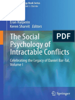 The Social Psycholgy of intractable conflicts 10.1007%2F978-3-319-17861-5.pdf