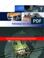 Teknologi Dan Instalasi Subsea