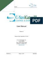 CNAV-MAN-001.2 (C-NaviGator III Manual).pdf