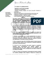 RECURSO ESPECIAL. PROPRIEDADE INDUSTRIAL. PATENTE DE MEDICAMENTO