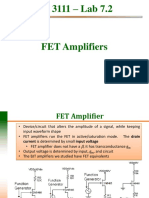 fet amplifier