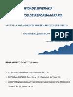 Atividade minerária e projetos de reforma agrária.pdf