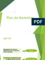 Sem 11 Plan de Marketing