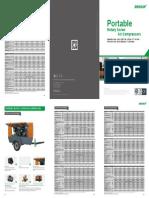 DENAIR Diesel Portable Air Compressor(2)