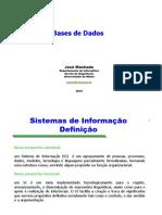 Bases de Dados Slides