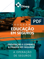 Livreto - PREVENÇÃO E COMBATE À FRAUDE EM SEGUROS - A Operação de Seguros.pdf