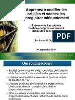 GS1 France Guide Pratique Information Produit