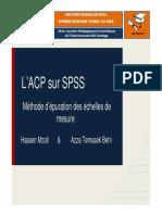 ACP Hec Doctoriales 2014